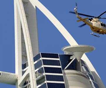 Helicopter-Dubai